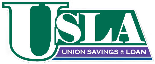 Union Savings and Loan Association Logo - Mobile